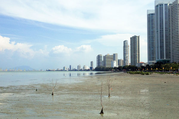 penang seafront