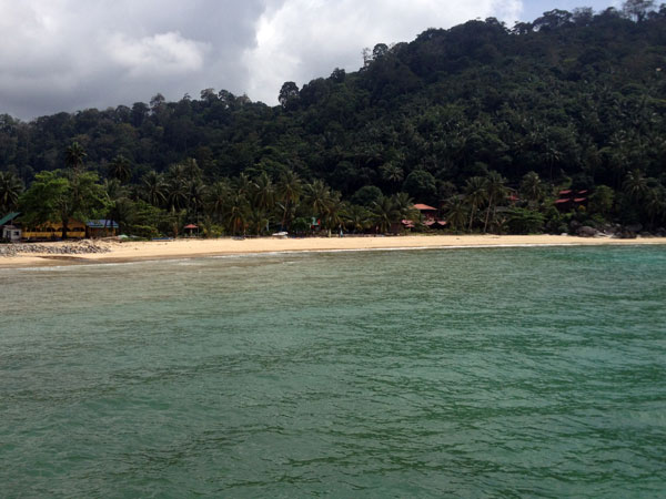 salang beach, tioman