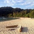 hello, beach...