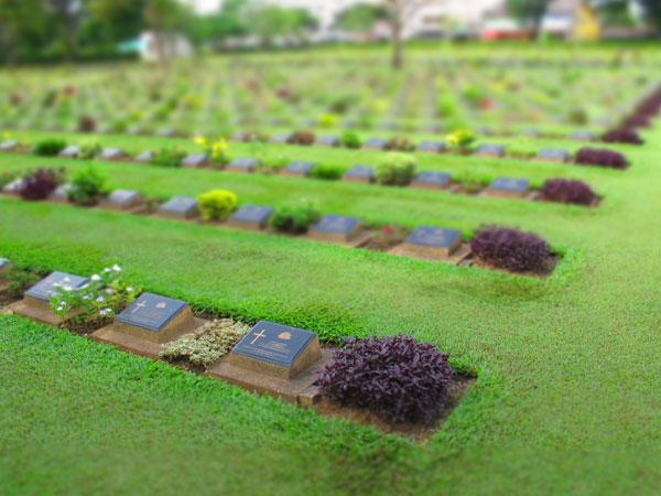 war graveyard