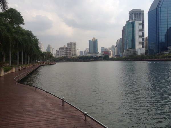 escape the madness of Sukumnvit. A 5 minute walk from Asoke BTS