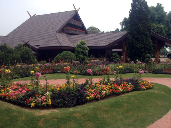 Doi Tung Roayal villa